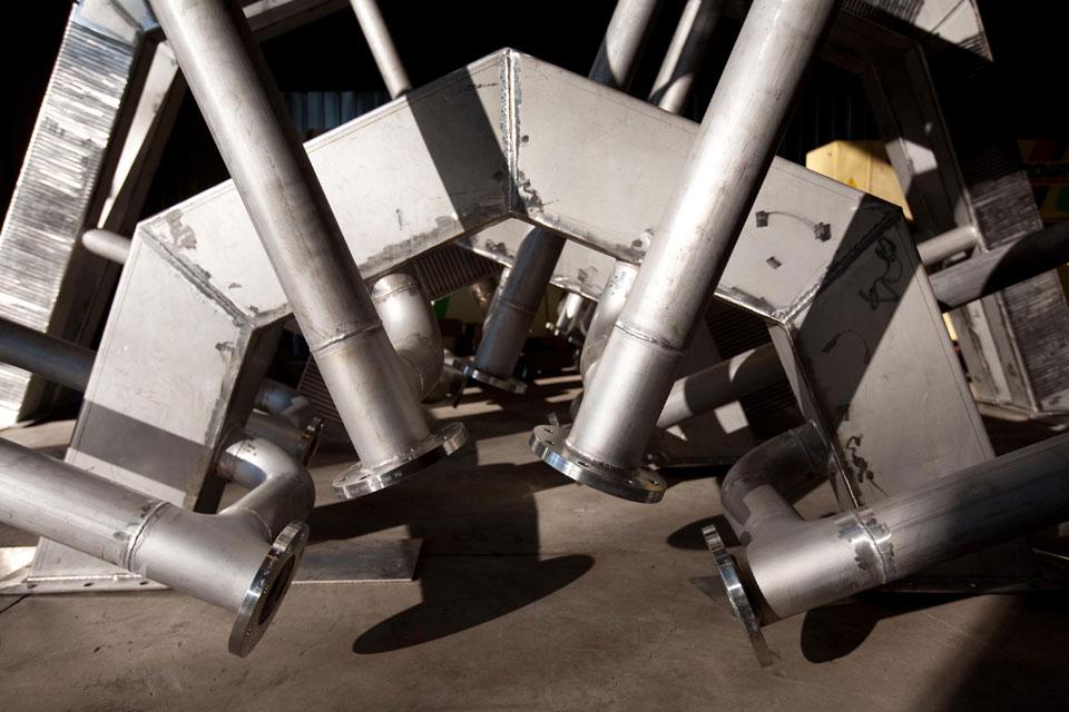 Suministro de difusores para la acumulación de energía térmica