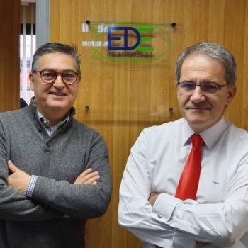 EDE Ingenieros y AVEQ Kimika