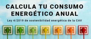 Calculadora de consumo energético