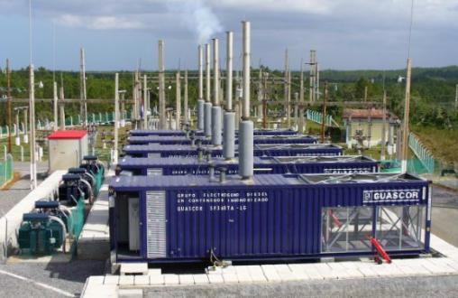 Ingeniería de detalle en planta de generación para Guascor en UK