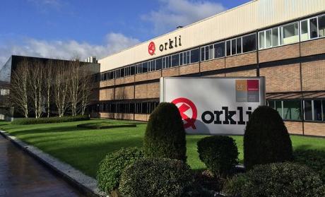 Auditoría energética para Orkli