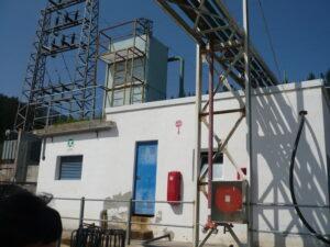 Bajar la potencia de electricidad y gas