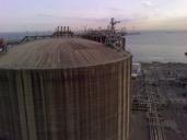 Mejoras en el sistema de aire comprimido de Bahia de Bizkaia Gas