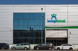 Auditorías energéticas para Lantegi Batuak