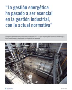 Industria química- Ede